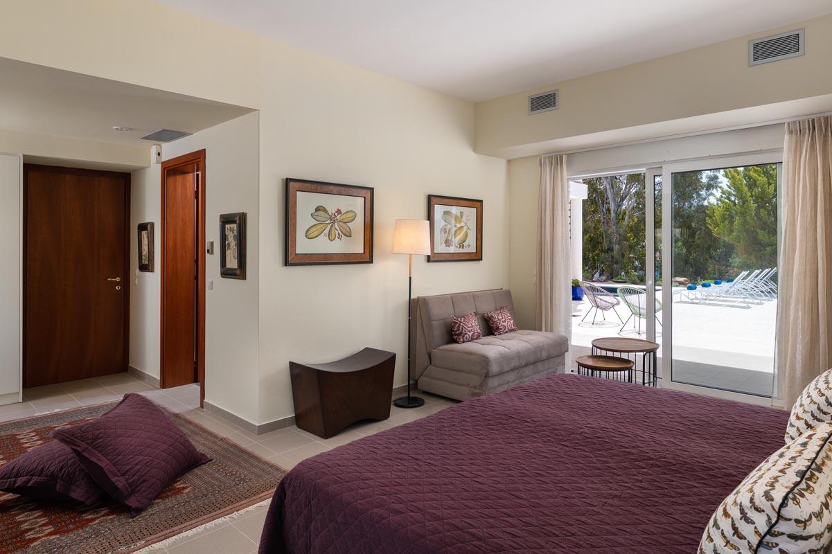 Rhodes Holidays Hill Top Luxury Villa Rhodes 20