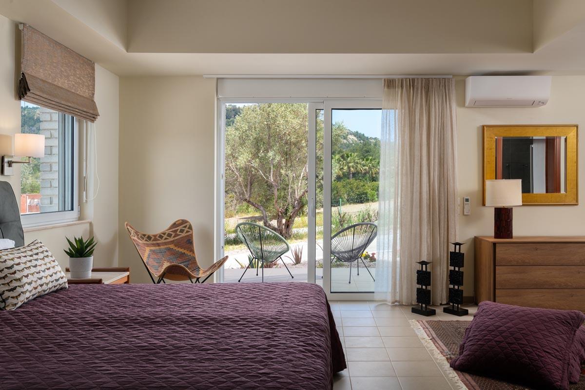 Rhodes Holidays Hill Top Luxury Villa Rhodes 21