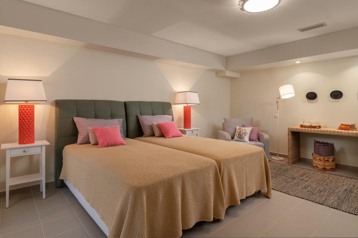 Rhodes Holidays Hill Top Luxury Villa Rhodes 24