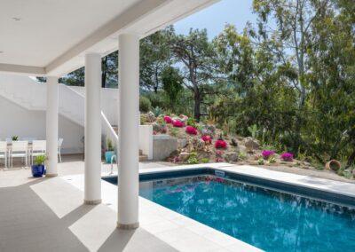 Rhodes Holidays Hill Top Luxury Villa Rhodes 3