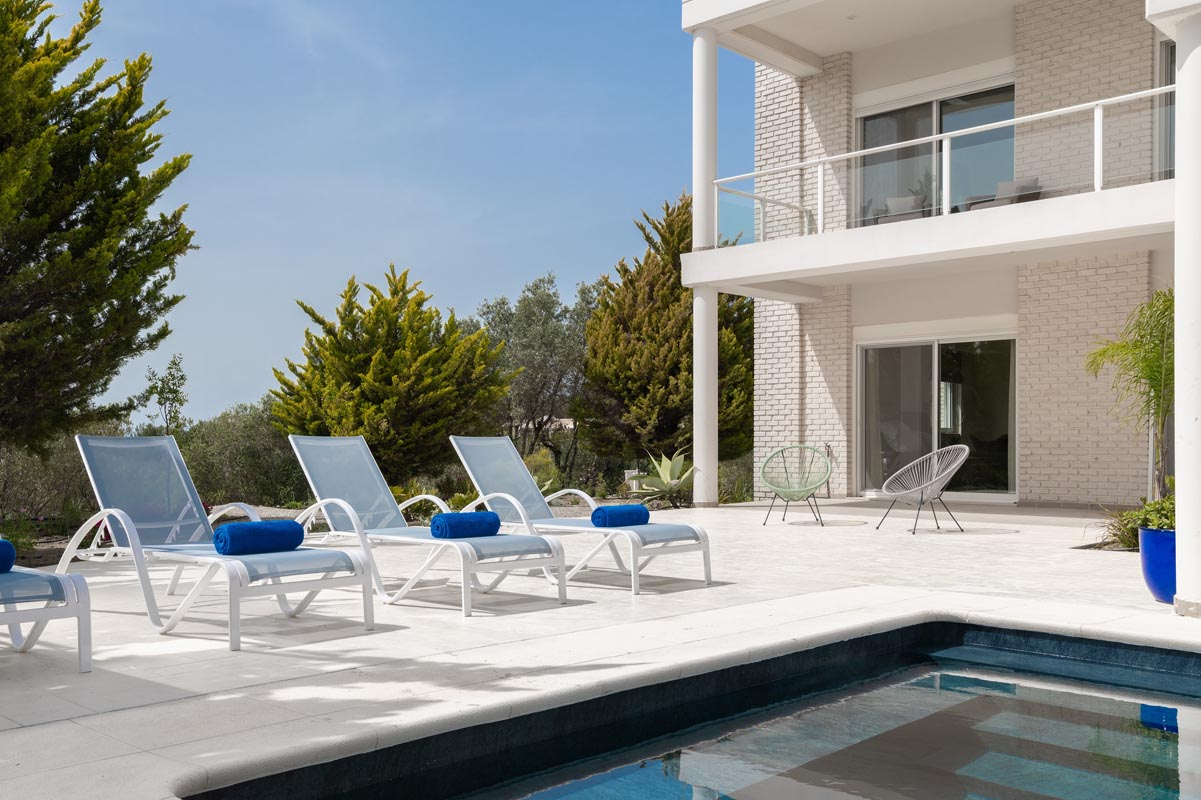 Rhodes Holidays Hill Top Luxury Villa Rhodes 30