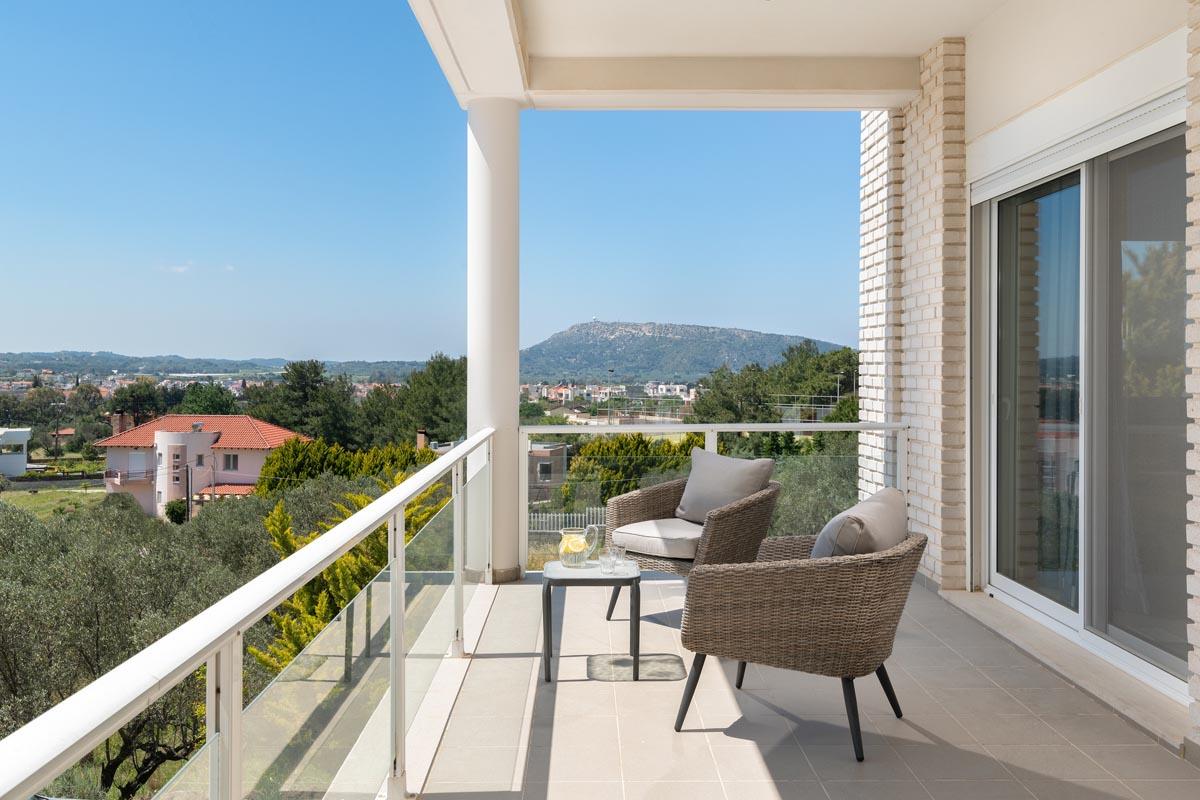 Rhodes Holidays Hill Top Luxury Villa Rhodes 31