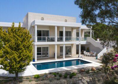Rhodes Holidays Hill Top Luxury Villa Rhodes 34