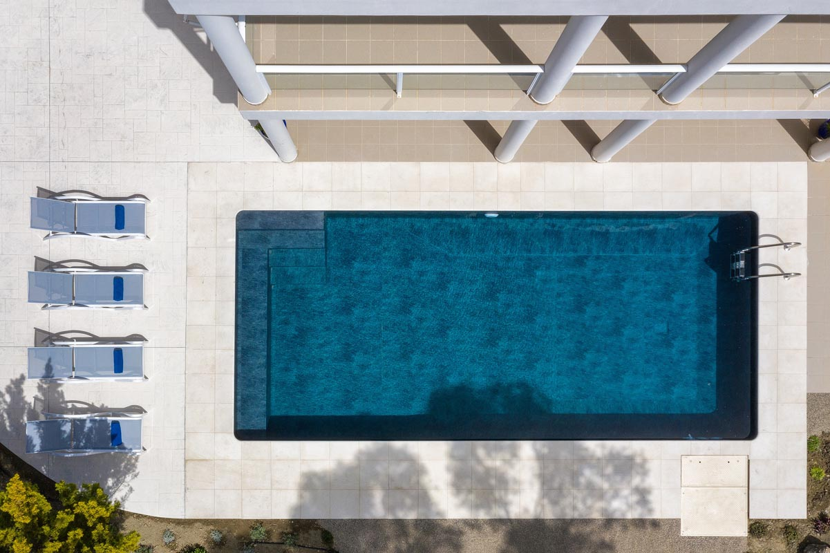 Rhodes Holidays Hill Top Luxury Villa Rhodes 35