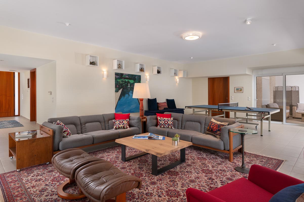 Rhodes Holidays Hill Top Luxury Villa Rhodes 5