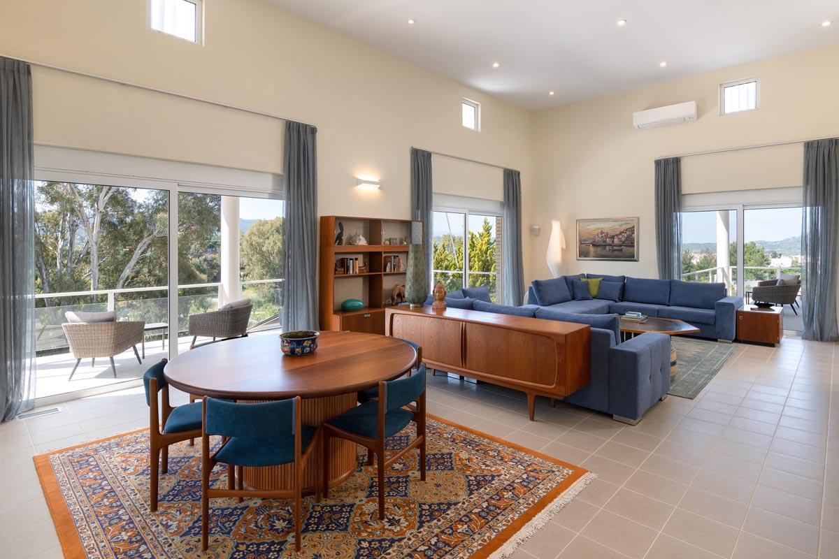 Rhodes Holidays Hill Top Luxury Villa Rhodes 6