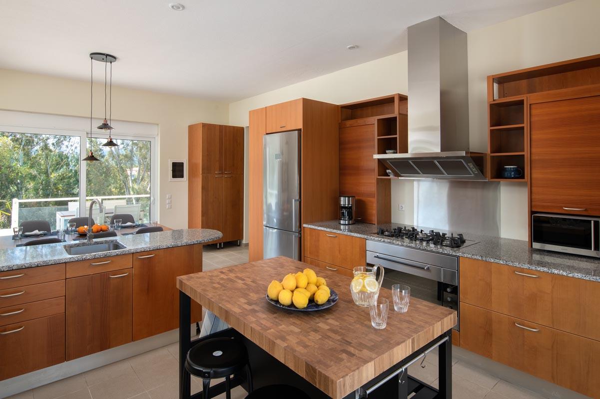 Rhodes Holidays Hill Top Luxury Villa Rhodes 8