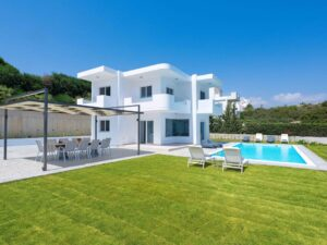 Rhodes Holidays Hill and Sea View Villa up 10 Rhodes (1)