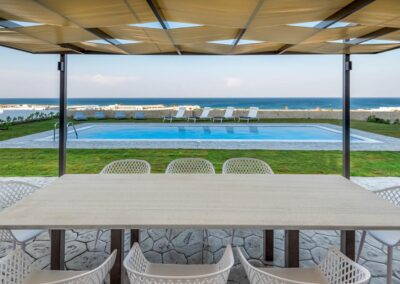 Rhodes Holidays Hill and sea View Villas Up to 8 Rhodes 2