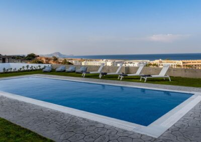 Rhodes Holidays Hill and sea View Villas Up to 8 Rhodes 20
