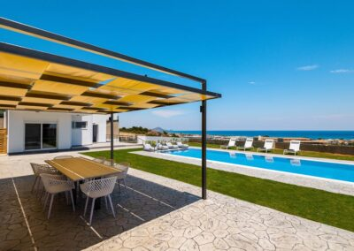 Rhodes Holidays Hill and sea View Villas Up to 8 Rhodes 22