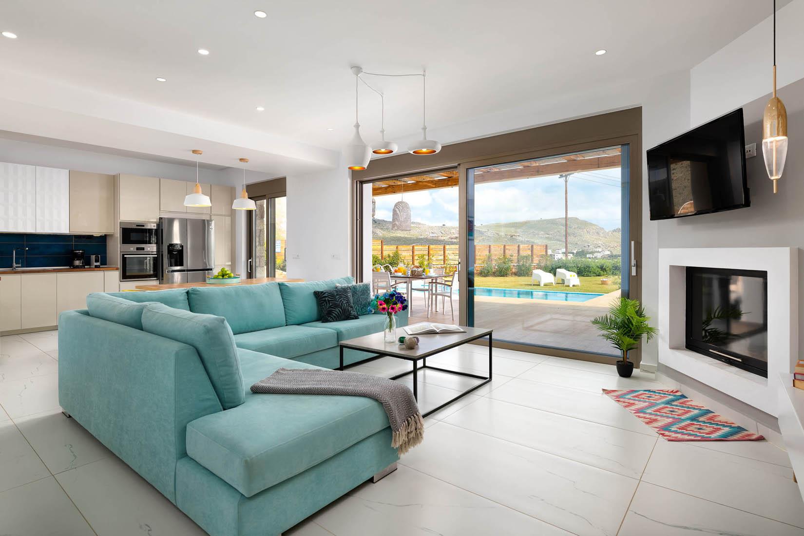 Rhodes Holidays Ikaros Villa