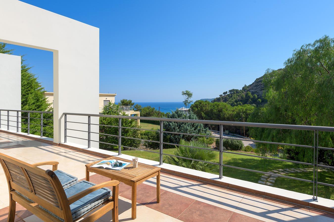 Rhodes Holidays Ixian Villa 2