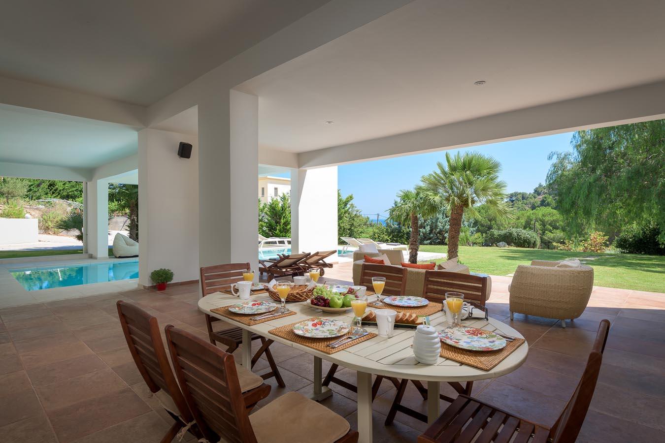 Rhodes Holidays Ixian Villa 30