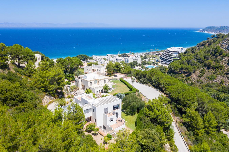 Rhodes Holidays Ixian Villa 42