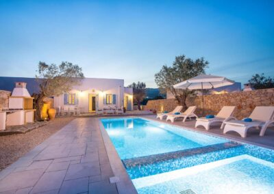 Rhodes Holidays Kalathos Dream Villas Blue Dream Rhodes 1