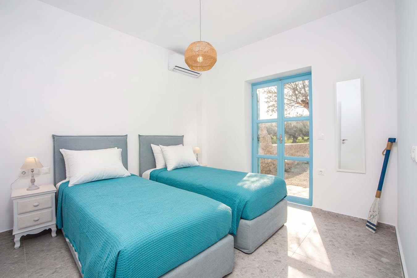Rhodes Holidays Kalathos Dream Villas Blue Dream Rhodes 10