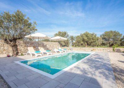 Rhodes Holidays Kalathos Dream Villas Blue Dream Rhodes 15