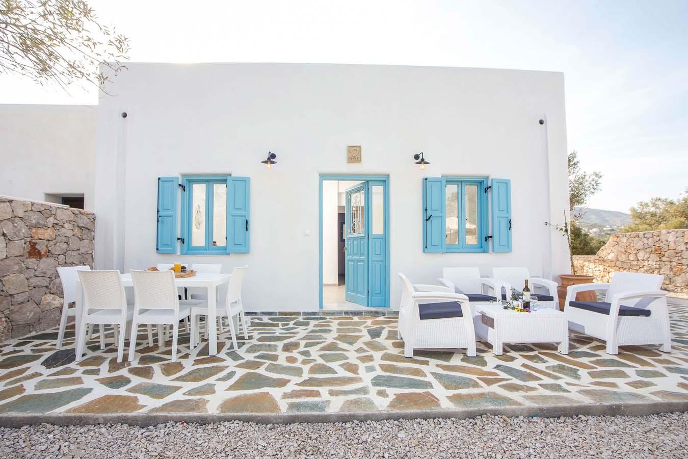 Rhodes Holidays Kalathos Dream Villas Blue Dream Rhodes 19