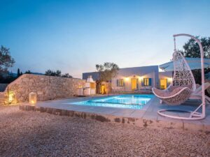 Rhodes Holidays Kalathos Dream Villas Blue Dream Rhodes 2