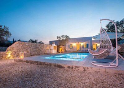 Rhodes Holidays Kalathos Dream Villas Blue Dream Rhodes 2