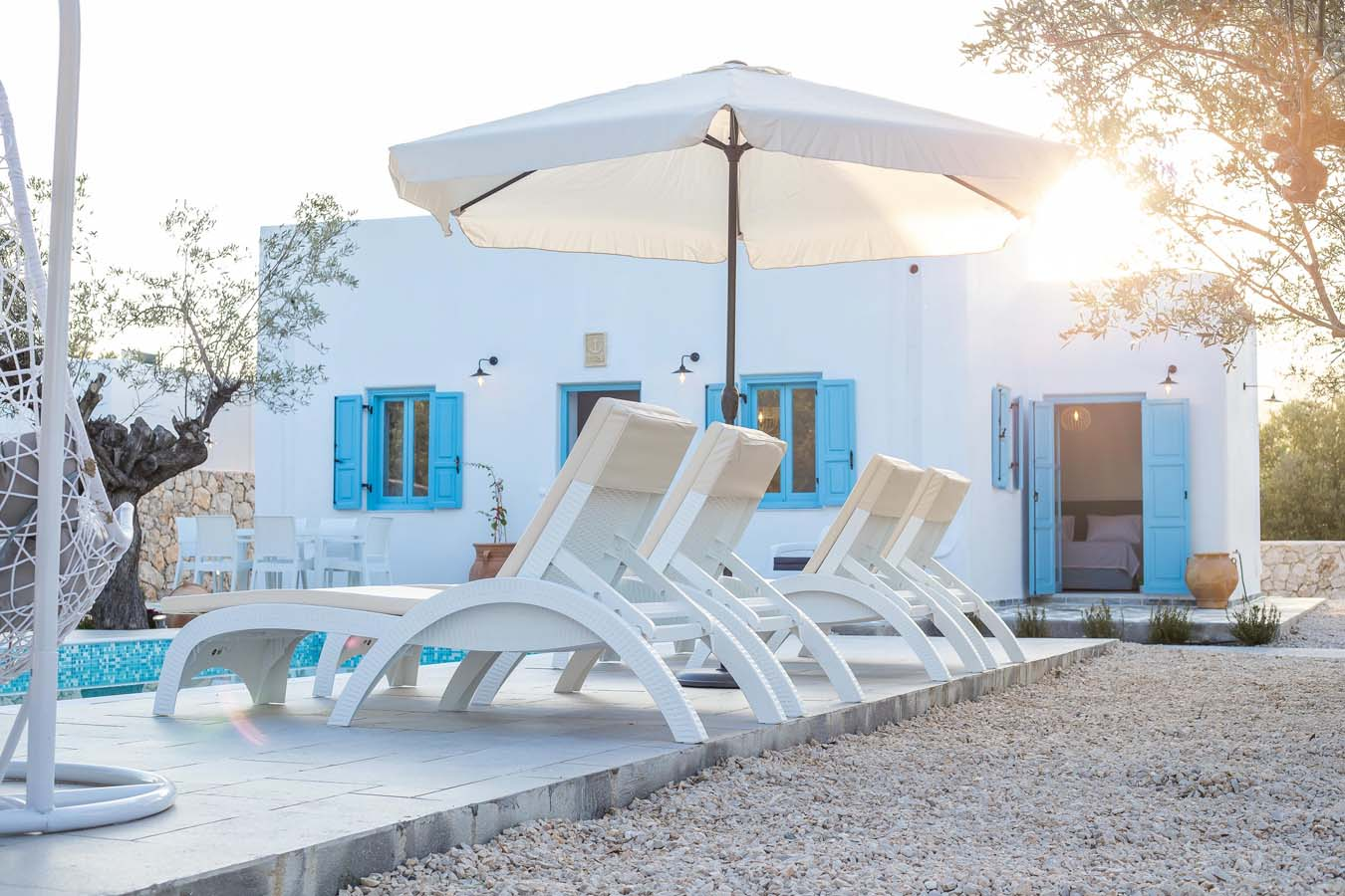 Rhodes Holidays Kalathos Dream Villas Blue Dream Rhodes 20
