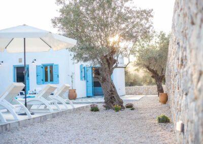 Rhodes Holidays Kalathos Dream Villas Blue Dream Rhodes 21
