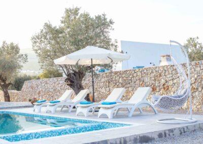 Rhodes Holidays Kalathos Dream Villas Blue Dream Rhodes 23