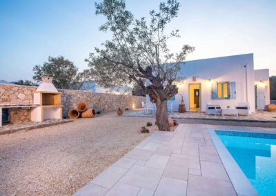 Rhodes Holidays Kalathos Dream Villas Blue Dream Rhodes 29