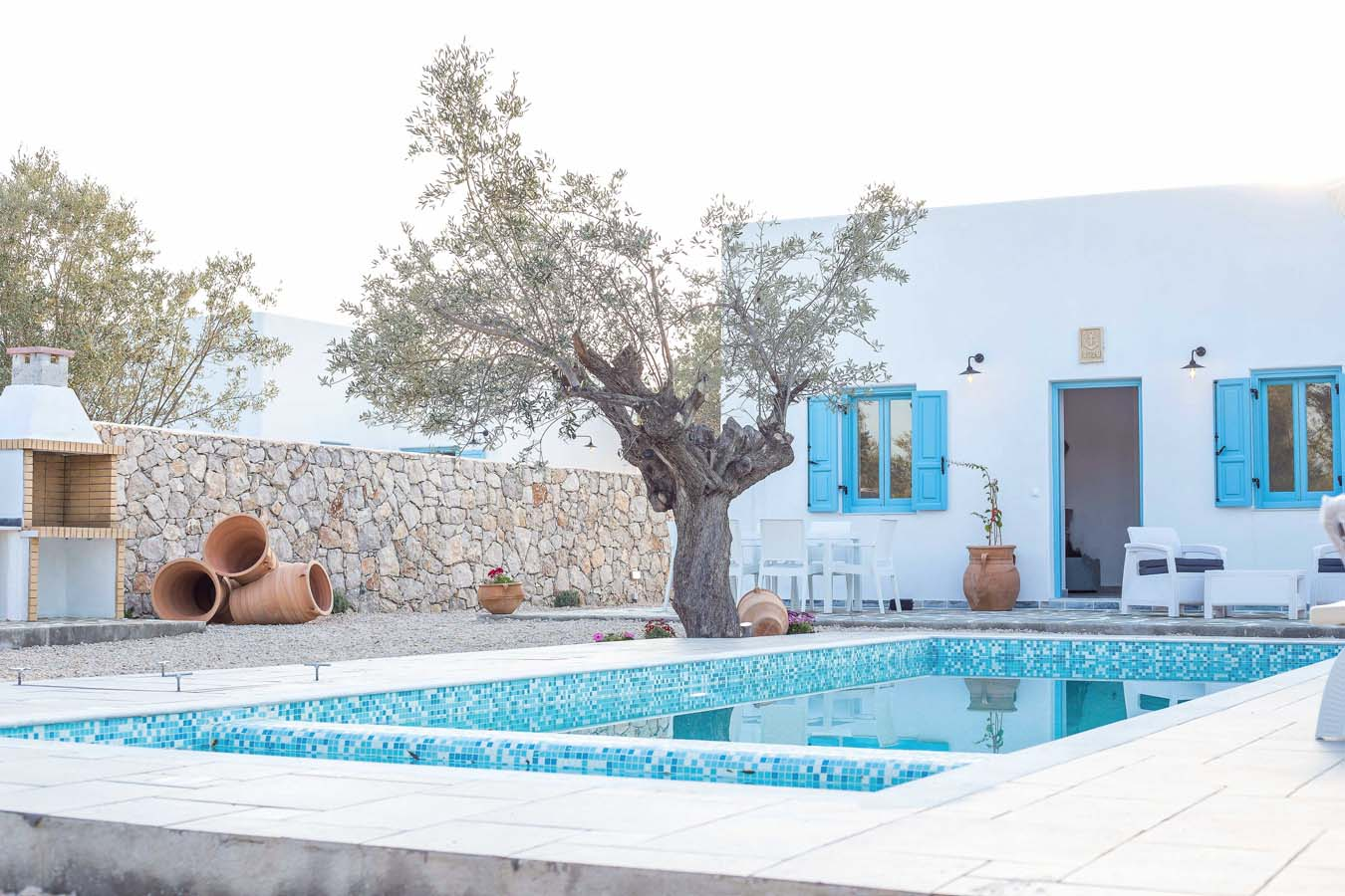 Rhodes Holidays Kalathos Dream Villas Blue Dream Rhodes 3