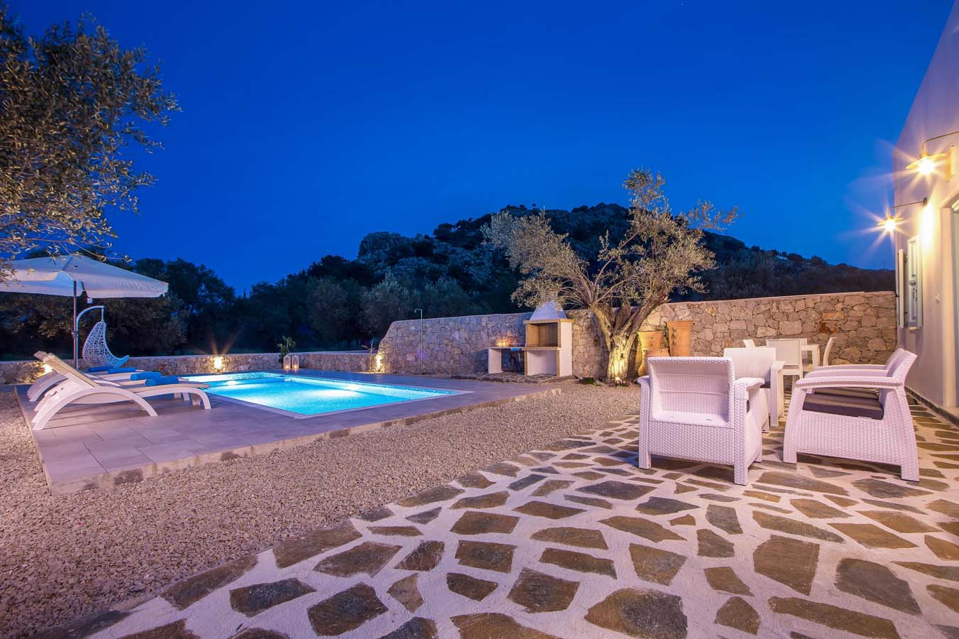 Rhodes Holidays Kalathos Dream Villas Blue Dream Rhodes 31