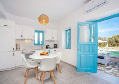Rhodes Holidays Kalathos Dream Villas Blue Dream Rhodes 6