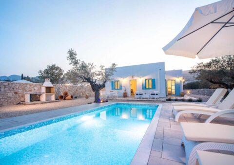 Rhodes Holidays Kalathos Dream Villas White Dream Rhodes 1