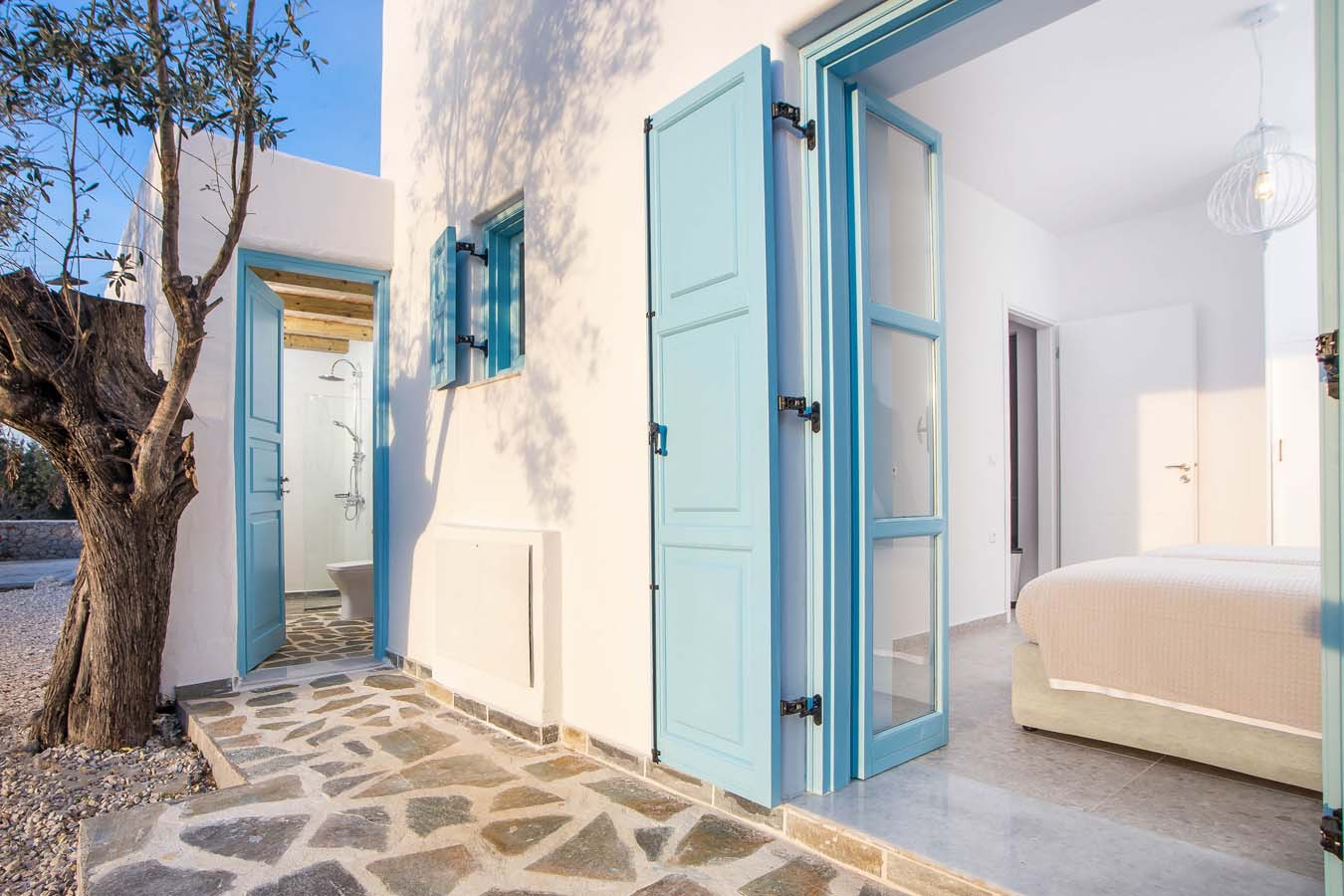 Rhodes Holidays Kalathos Dream Villas White Dream Rhodes 12