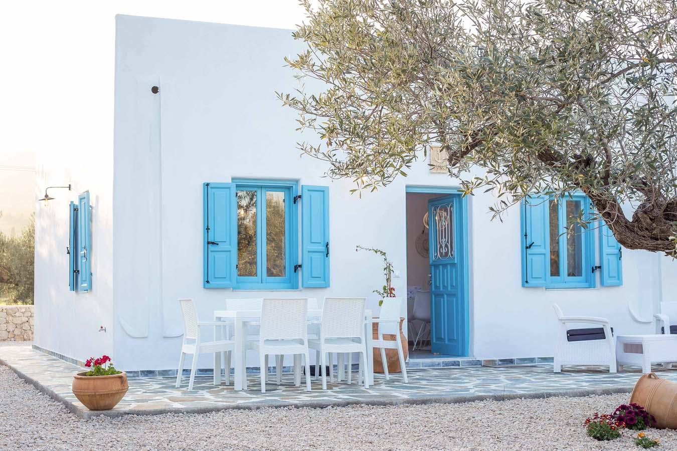 Rhodes Holidays Kalathos Dream Villas White Dream Rhodes 18