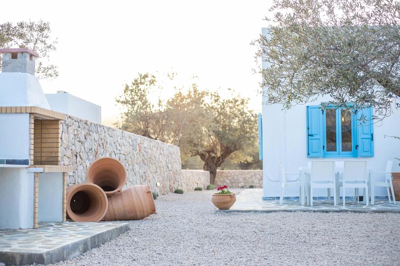 Rhodes Holidays Kalathos Dream Villas White Dream Rhodes 20