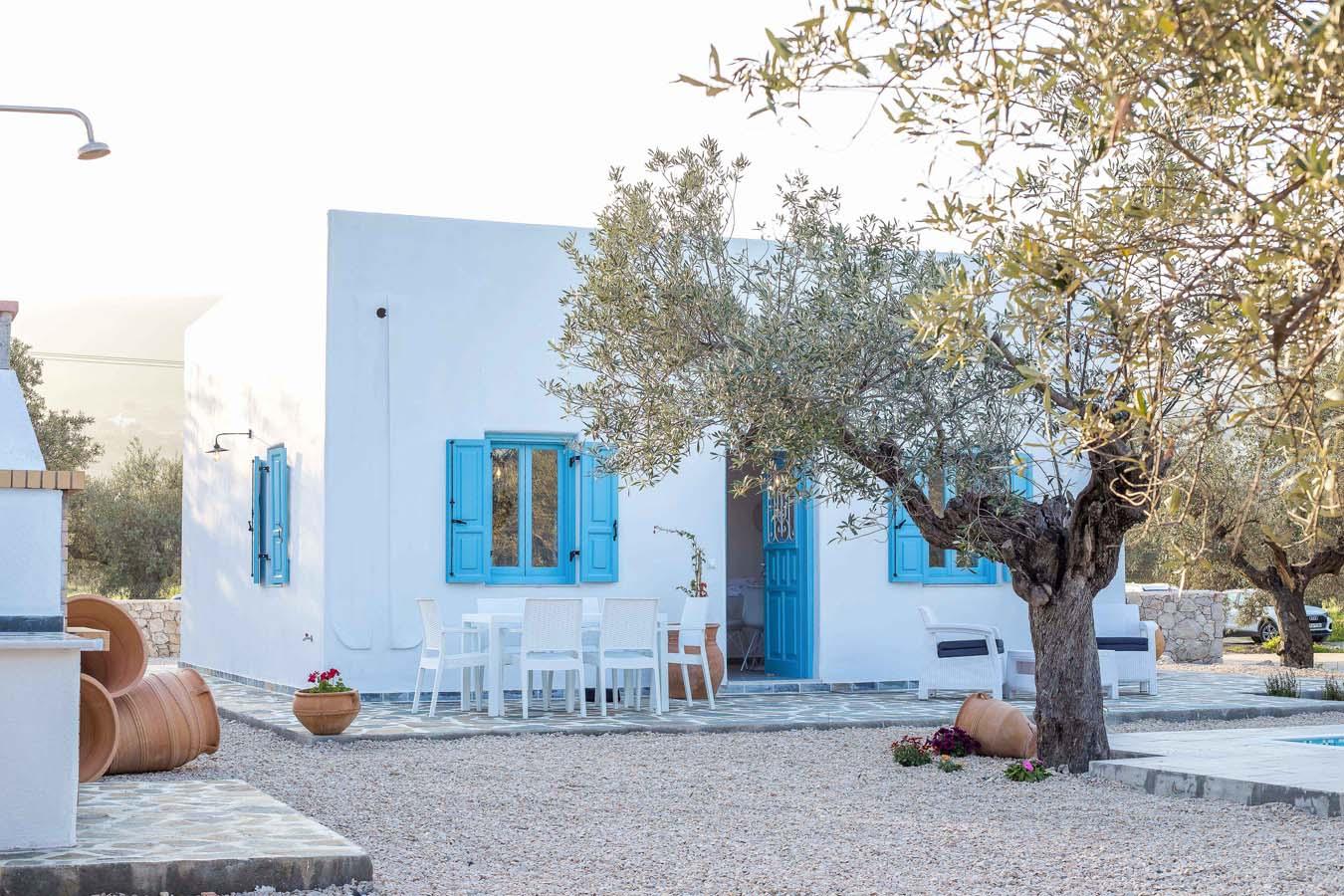 Rhodes Holidays Kalathos Dream Villas White Dream Rhodes 21