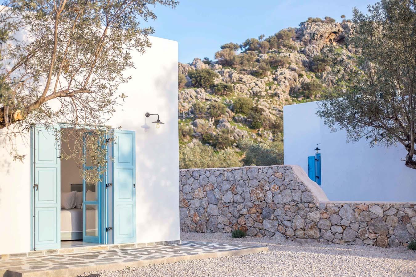 Rhodes Holidays Kalathos Dream Villas White Dream Rhodes 24