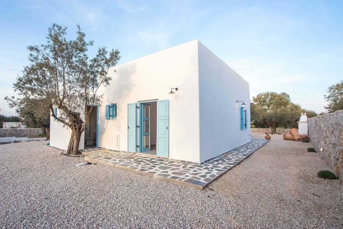 Rhodes Holidays Kalathos Dream Villas White Dream Rhodes 25