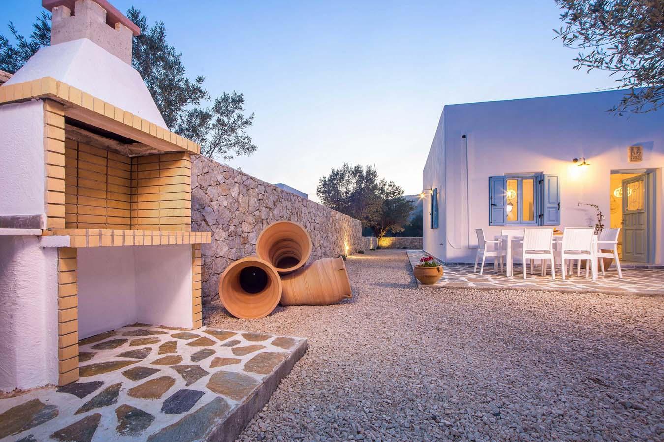 Rhodes Holidays Kalathos Dream Villas White Dream Rhodes 27