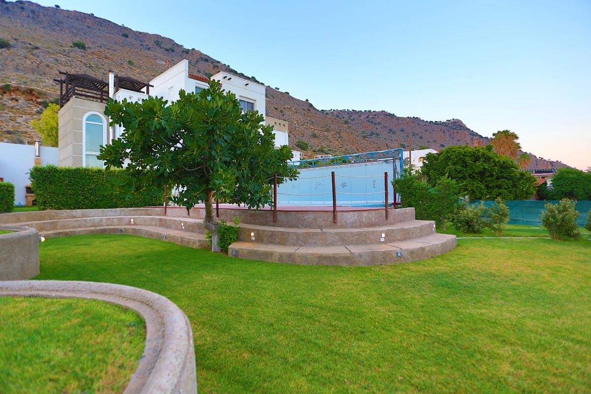 Rhodes Holidays Kivotos Villas 3rms Rhodes 18