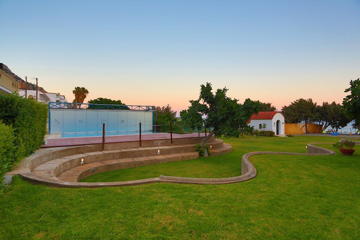 Rhodes Holidays Kivotos Villas 3rms Rhodes 21