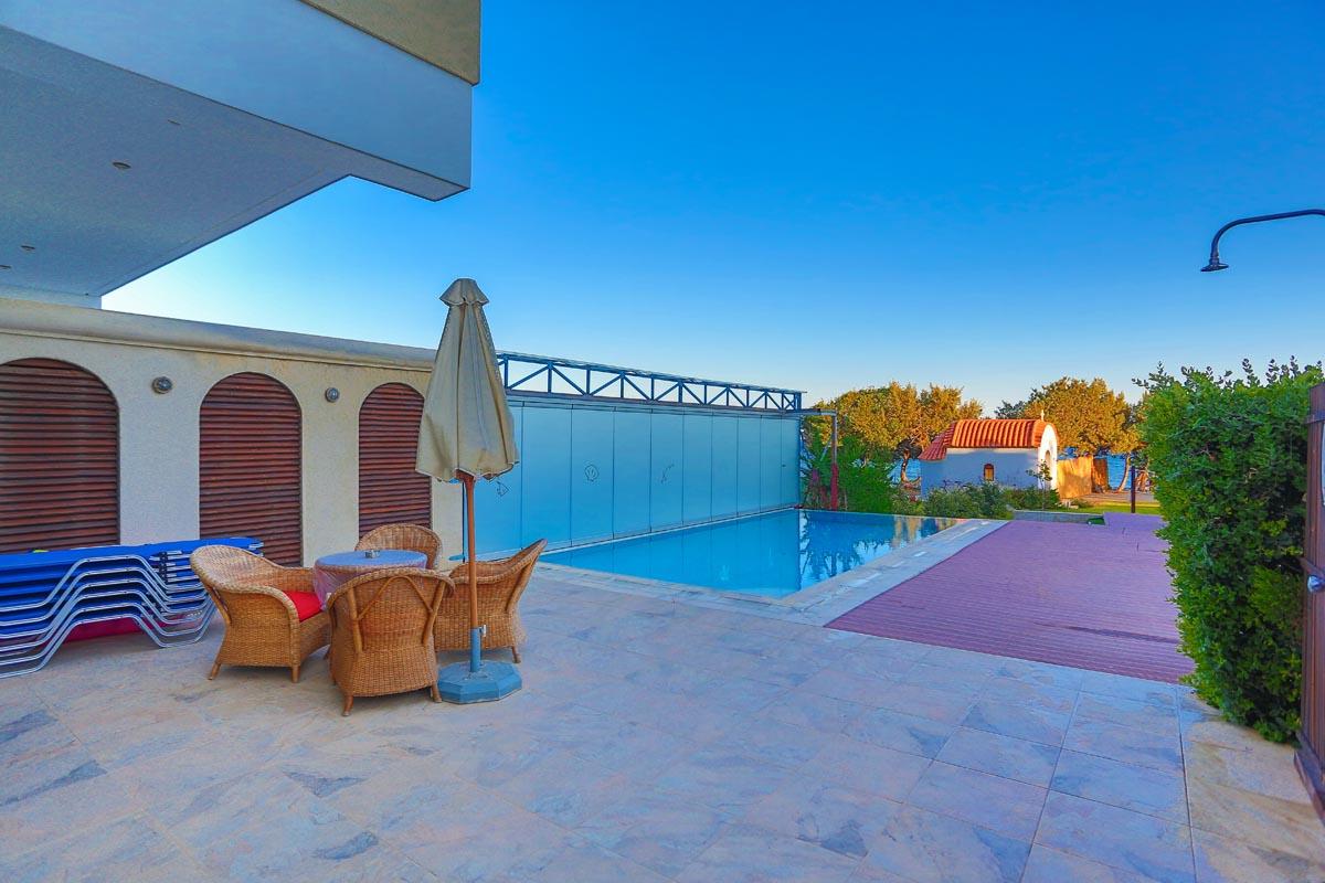 Rhodes Holidays Kivotos Villas 3rms Rhodes 3