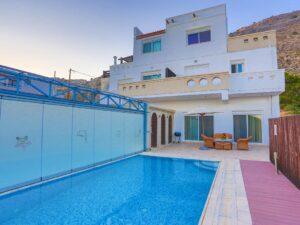 Rhodes Holidays Kivotos Villas 4rms Rhodes 1