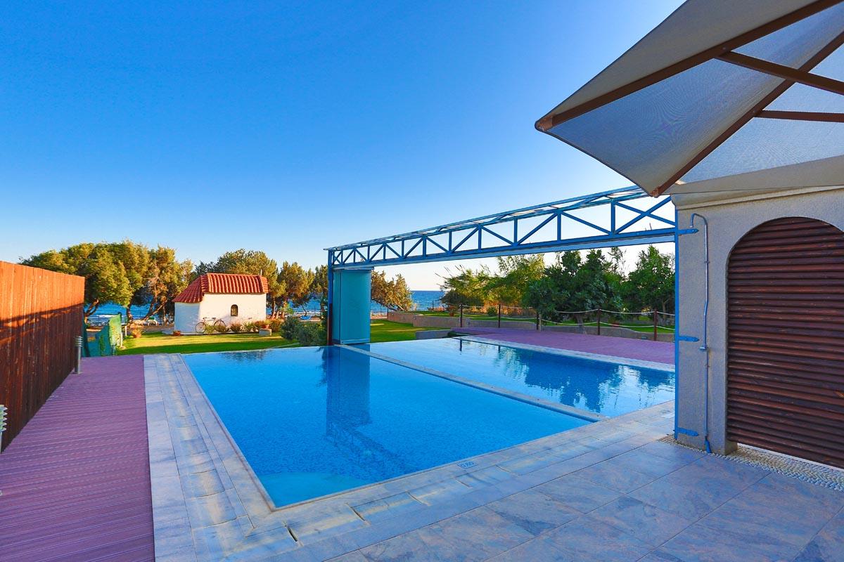 Rhodes Holidays Kivotos Villas 4rms Rhodes 19
