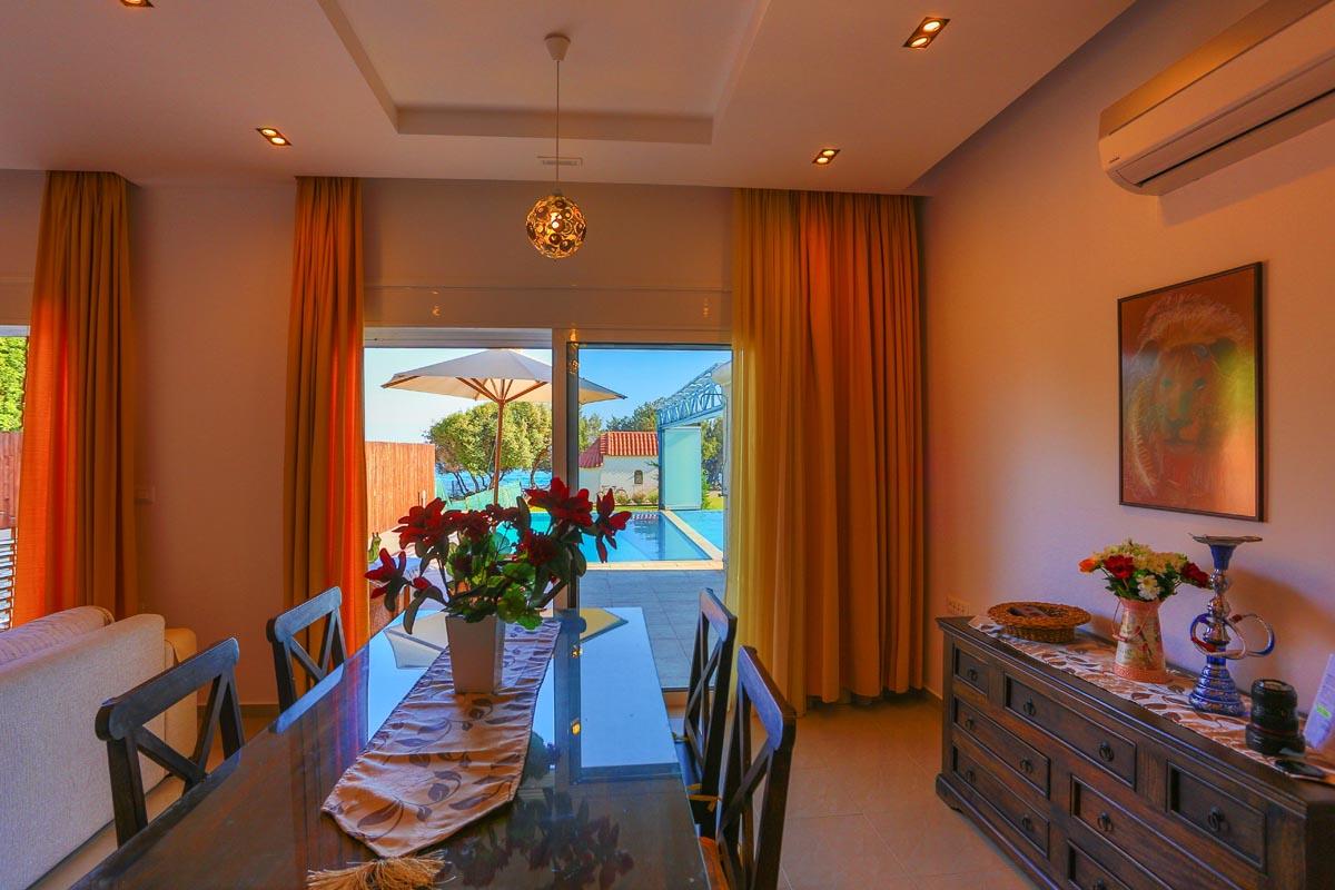 Rhodes Holidays Kivotos Villas 4rms Rhodes 5
