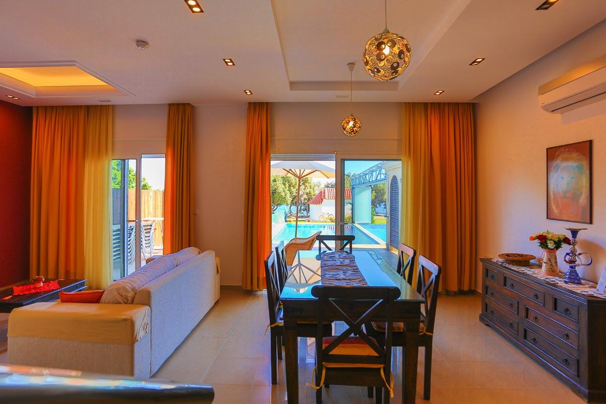 Rhodes Holidays Kivotos Villas 4rms Rhodes 6