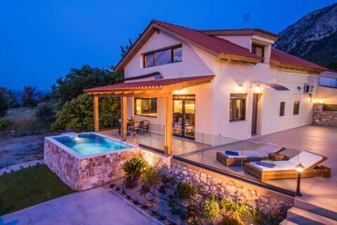 Rhodes Holidays Magical Salakos Villa 1