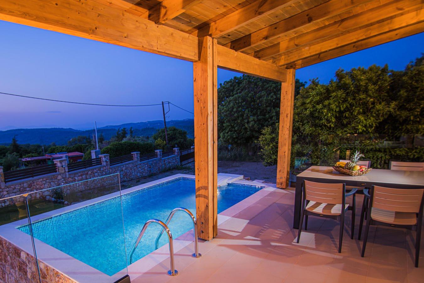 Rhodes Holidays Magical Salakos Villa 2