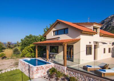 Rhodes Holidays Magical Salakos Villa 20